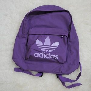Brand New adidas Originals Backpack Purple